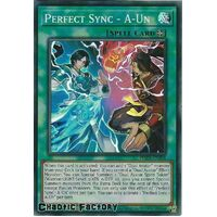 PHRA-EN058 Perfect Sync - A-Un Super Rare 1st Edition NM