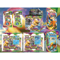 Pokemon TCG Vivid Voltage Bundle 2 - Booster Box, Theme Decks & Blisters!
