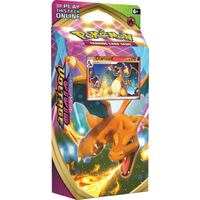 Pokemon TCG Vivid Voltage Theme Deck ft. Charizard