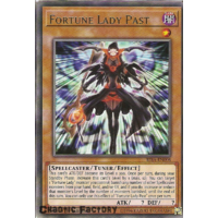 Yugioh RIRA-EN008 Fortune Lady Past Rare 1st Edition NM