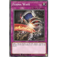 Yugioh RIRA-EN084 Fuhma Wave Common 1st Edition NM