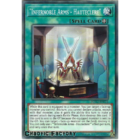 ROTD-EN054 Infernoble Arms - Hauteclere Common 1st Edition NM