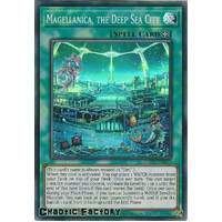 ROTD-EN059 Magellanica, the Deep Sea City Super Rare 1st Edition NM
