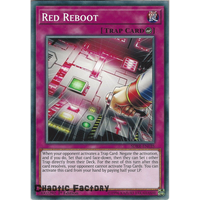 Yugioh SDRR-EN035 Red Reboot Common 1st Edtion NM