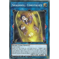 SDSH-EN044 Shaddoll Construct Common 1st Edtion NM