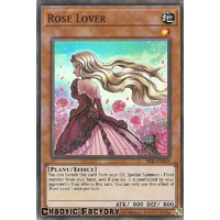 SESL-EN039 Rose Lover Super Rare 1st Edition NM