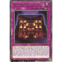Yugioh SOFU-EN068 Necrovalley Temple Rare 1st Edition NM