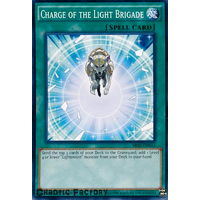 Charge of the Light Brigade - SR02-EN033 - Common 1st Edition