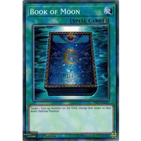 Yugioh YS17-EN025 Book of Moon Common 1st Edition