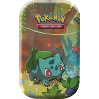POKEMON TCG Kanto Friends Mini Tin - Bulbasaur