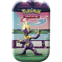 POKEMON TCG Galar Power Mini Tin ft Toxtricity