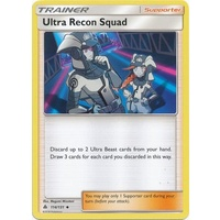 Pokemon TCG Ultra Recon Squad - 114/131 - Uncommon