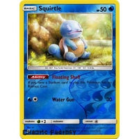 Squirtle - 22/181 - Common Reverse Holo