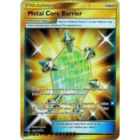 Pokemon TCG Metal Core Barrier - 232/214 - Secret Rare NM