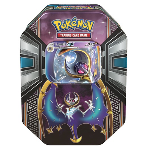 Pokemon TCG Legends of Alola Tin ft. Lunala-GX